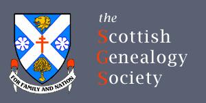 the Scottish Genealogy Society