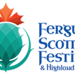 Fergus Scottish Festival Logo